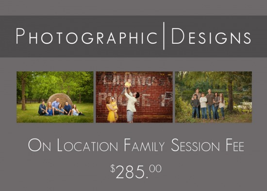 On-Location Family Session