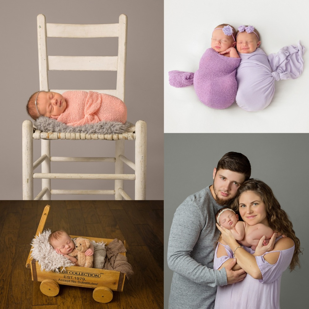 REGISTRY - Newborn Portrait Credit