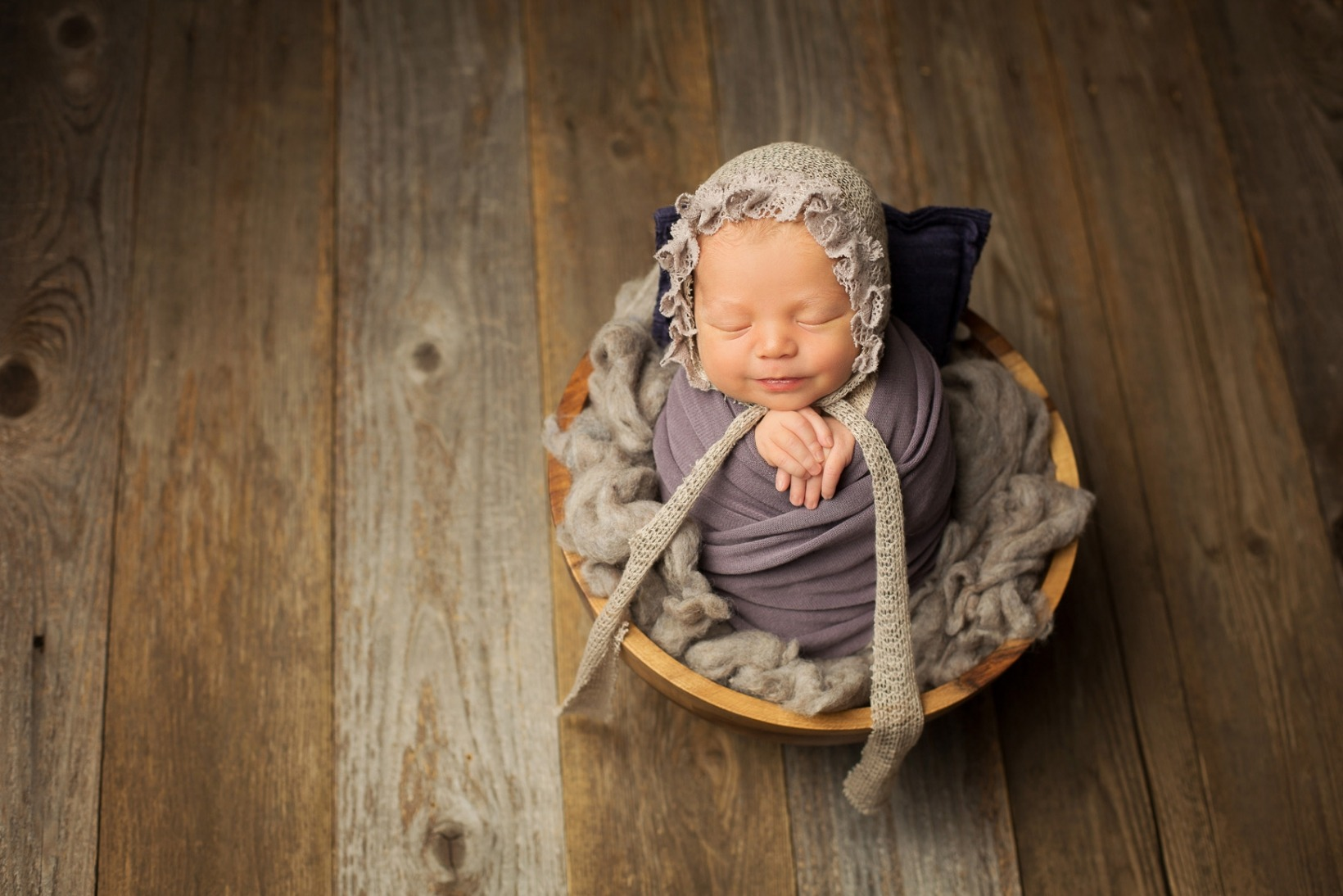 Haven's Newborn Portraits